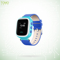 GPS watch with phone track your kids/wrist watch gps tracking device for kids