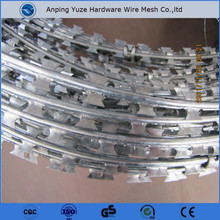multi-functional razor wire fence / razor wire fencing(direct factory ISO 9001 SGS)