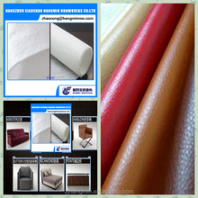 General Spunlace nonwoven fabric decoro leather for furniture and synthetic leather