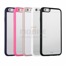 Dual Layer Hybrid PC TPU Tough Phone Case For Iphone 6 Made in China