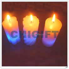 Decoration Lights Flower Shape Candle