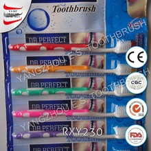 electrical toothbrush cheap portable soft handle adult toothbrush