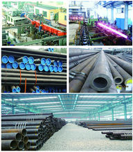 steel pipe trading company manufacturer