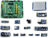 STM32 ARM Cortex-M3 Evaluation Development Board STM32F207VCT6 STM32F207 + 14pcs Accessory Modules Kits = Open207V-C Package B
