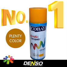 Auto Spray paint for Toyota Honda car paint color
