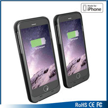 For iPhone6 4.7 '' case battery extender 3200mah in fashion design