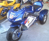 gas 49cc pocket Tricycle bikes for sale