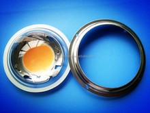 CREE CXB3590 LED lens 80degree 100mm, IDEAL 50-2303CR led holder is available
