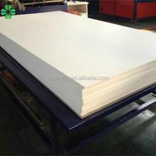 KN brand PVC Foam board for printing cutting display furniture cabinet kitchen door
