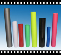 Colorful PVC roll/sheet for packing