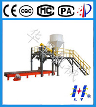 Easy operation and maintenance High efficiency Ton sack packaging machine in cement packing line
