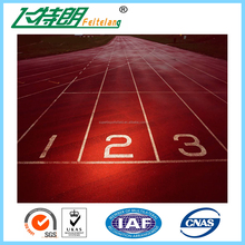 SGS Certified Full-PU System Running Track for 13mm All Weather Sport Surface and indoor&outdoor running tracks