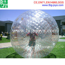 professional cool inflatable zorb ball renatl, mini zorb ball, zorb ball manufacturers