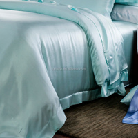 Top Selling Silk super king size Duvet Cover 2015