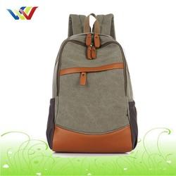 wholesale Custom Canvas Backpack
