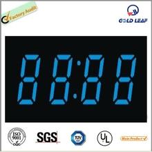 4 digit led display 0.56 inch small led for digital clock 7 segment blue color