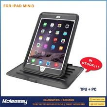 Professional Phone Case crystal hard case for ipad mini