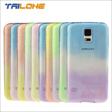 color changing tpu jelly case for iphone 6 case ultra thin