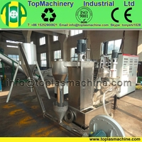 PE PP HDPE LDPE LLDPE BOPP granulation machine for plastic film pelletizing recycling plant of plastic recycling machine