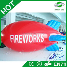 2015 Brand New Design and Good quanlity advertising products, helium blimp advertising, promo materials