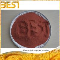 Best05E copper powder price per kg in india electrolytic copper powder