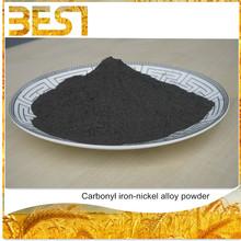 Best11 precio de china de hierro carbonilo aleación de níquel polvo