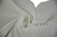 super soft 100% cotton tulle lining fabric for dresses