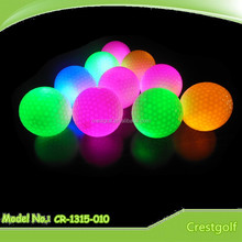 Constant Shining LED Golf Ball LED Ball Manufacture