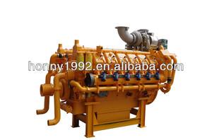 Honny potência do motor de gás Natural 1200kw