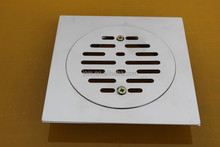 Hot sales good qualit sus304 stainless steel shower drains