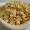 A grade apple granule dried apple fruits