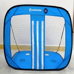 Portable Mini 2 in 1 Baseball/Soccer Goal for Training