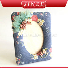 Velvet beautiful waterproof customized 3x3 photo frame