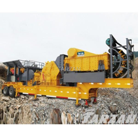 Low cost aggregate processing plant machine for sale for stone profucing line