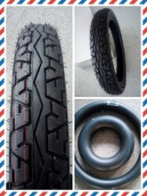 Hot sale motorcycle tubeless tire 90/90-18