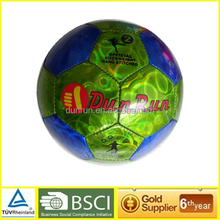 Kids Laser soccer ball, small size football,