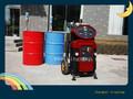 spray de poliuretano de la máquina para el frío de la espuma de poliuretano de aislamiento