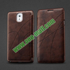 Crazy HorseTexture Flip fancy cover for samsung galaxy note 3 case