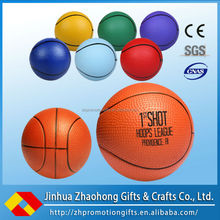 Top quality custom logo Polyurethane pu foam stress ball /beach ball stress ball