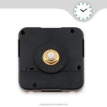clock mechanism accessories manufacturer plastic clock movement