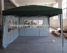 Anual cargo de 200000 unids caliente de la venta pop up canopy gazebo plegable
