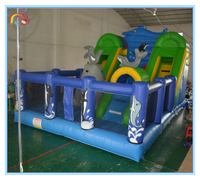 Popular design inflatable animal toy,giant inflatable bouncer castle,inflatable bouncer house for sale