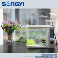 Music fountain aquarium fish tank for sale