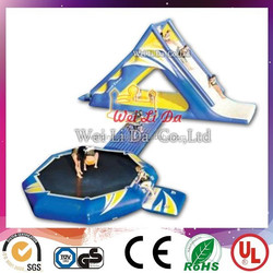 new product inflatable water bouncer ,inflatable floating water games