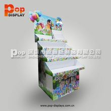 2015 innovation design recycle candies cardboard holder