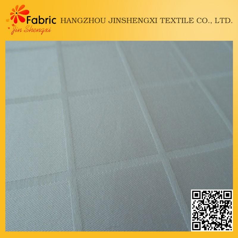 D4010 Hot sale1.5cm check dobby design wholesale textiles fabric cotton