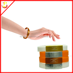 Fashionable Trend for Magnetic Aluminum Silicon Bracelets