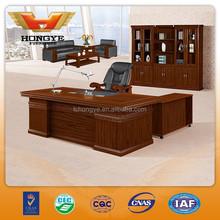 New design antique wooden office desk HY-D2824