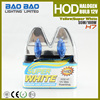 Top Quality Factory HOD 35W 55W 100W New Halogen bulbs which xenon inside H7--BAOBAO LIGHTING