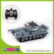 2015 Top Sale 7 Cahnnel Remote Control Tank Toy